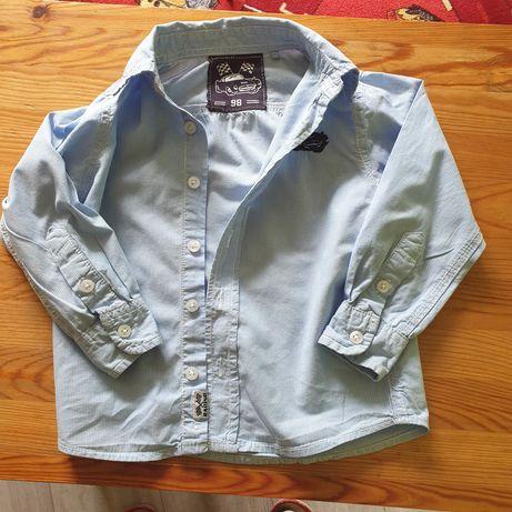 Chłopięca koszula 98