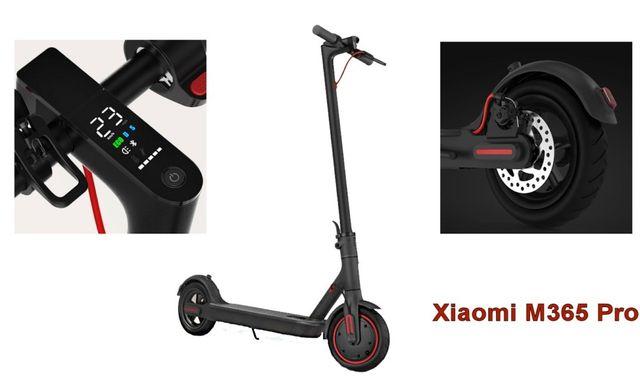 Электросамокат Xiaomi Mi m365 pro черный Ксиоми электросамокат Ми М365