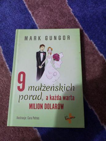 Książka 9 małżeńskich porad...