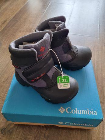 Зимові чоботи  Columbia  оригінал