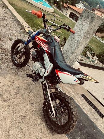 Pit bike 125cc impecavel