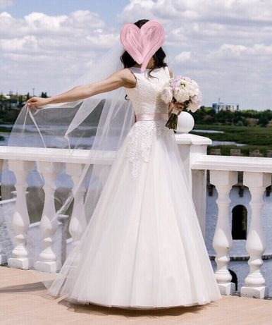Свадебное платье/ Оксана Муха/oksana-mukha