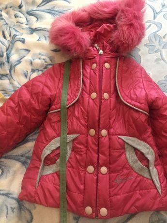 Зимовий комбінезон з курточкою