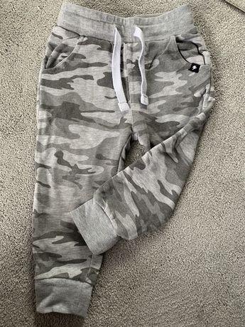 Spodnie spodenki reserved 98