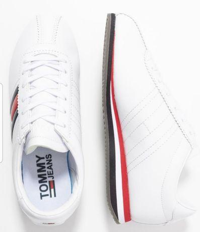 Sneakersy retro flag Tommy Jeans rozmiar 39