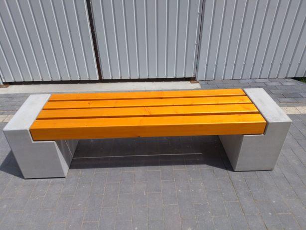 Ławka betonowa Ł6 ławka parkowa ogrodowa ława