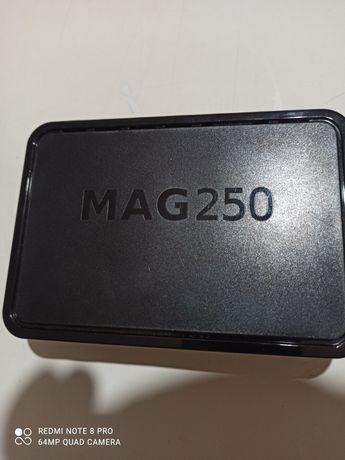 IPTV приставка mag 250