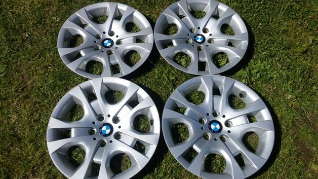 Kołpaki 17 BMW X1 E84 oryginalne komplet