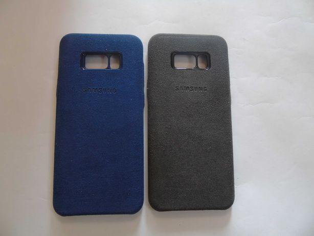 Новий захисний чехол на телефон SAMSUNG S8+ ціна 50 грн