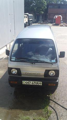 Daewoo дамаз 1996