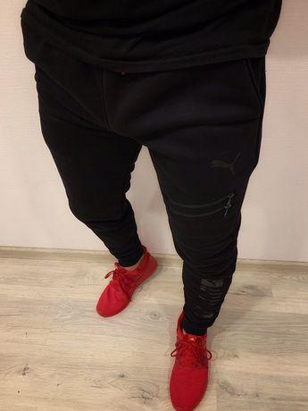 Зимние мужские спортивные штаны Puma Sports Warmth