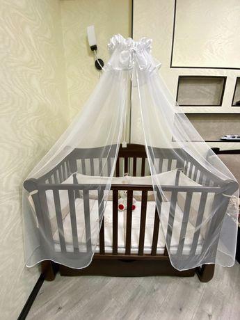 Детская кровать Верес Соня ЛД 18