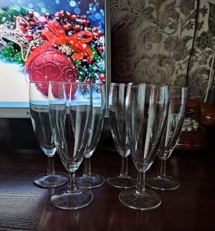 Бакалы для шампанского 450 руб