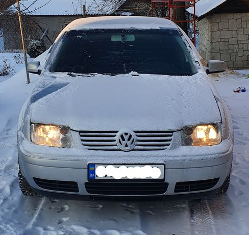 VW bora (фольцваген бора, гольф 4) 2л