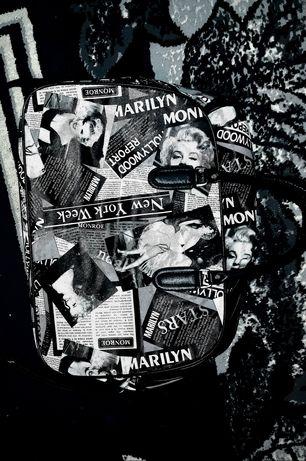 Torba używana Monroe.