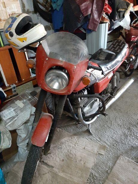 продається мотоцикл ЯВА-350/638