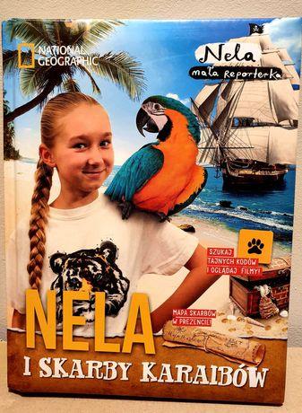 """Nela mała reporterka """"Nela i skarby Karaibów"""""""