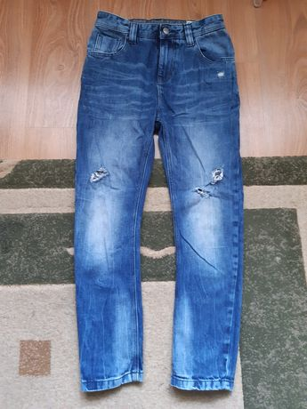штаны джинсы коттоны