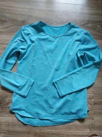 Bluzka funkcyjna 7-8lat 122cm dziewczynka