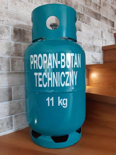 Dostawa Gazu,Butla ,Butle Gazowe,11kg, ŁÓDŻ ,EST-GAZ 11kg za 50ZŁ.
