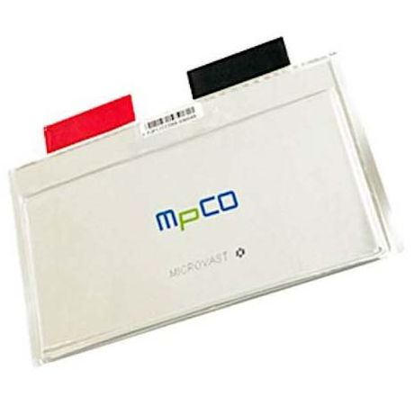Тяговые Аккумулятор Microvast MpCO gen3 Быстрая Зарядка 15мин