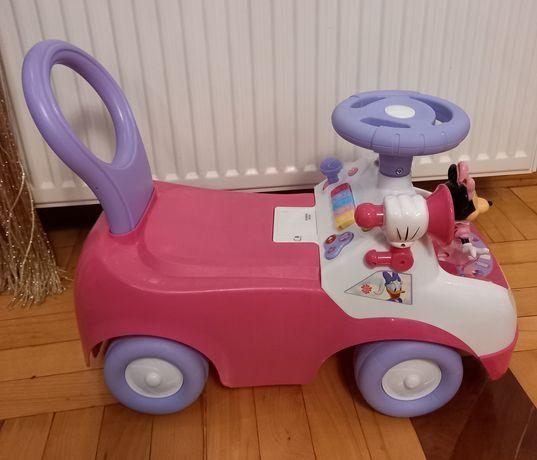 Толокар машинка для дівчинки