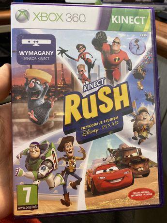 Kinect Rush Przygoda ze Studiem Disney Pixar Xbox 360 PL