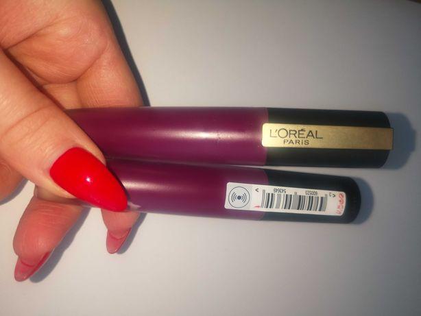 Матовая помада-тинт для губ L'Oreal Paris Rouge Signature тон 104
