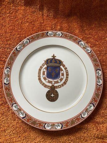 Prato Companhia das Indias Coleção Macau
