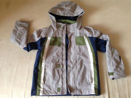 Куртка осеняя на мальчика детская деми