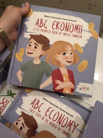 ABC ekonimii zestaw z walizką nowy ;)