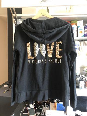 кофта с капюшеном батник свитшот Victoria`s Secret оригинал M S 44-46