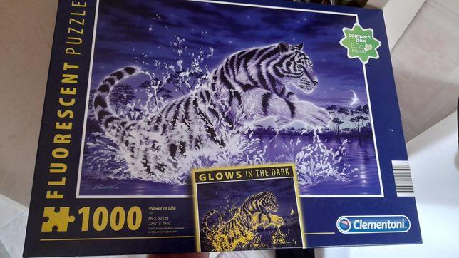 Puzzle 1000 peças