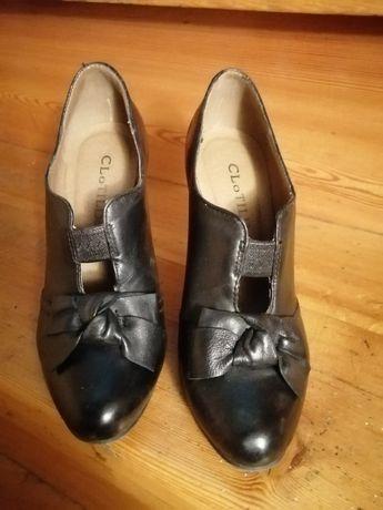 Туфлі, жіноче взуття, шкіряні туфлі