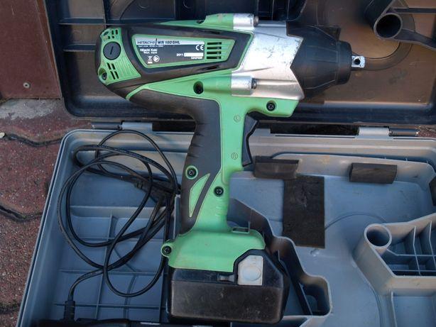 Hitachi 1/2 Klucz udarowy na baterie 18V Zestaw z walizką WR 18DSHL