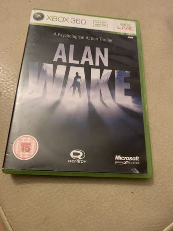 Gry xbox 360 Alan Wake