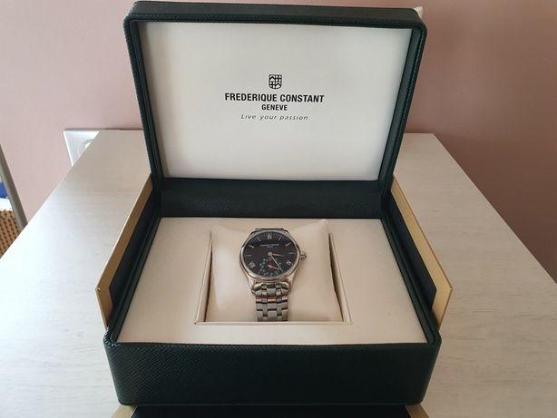 Zegar klasyczny Frederique Constant Geneva, z funkcją Smartwatch. NOWY