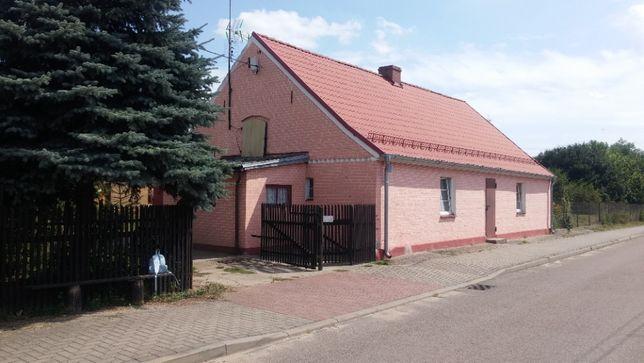 Dom jednorodzinny 100m2 z działką 1300m2 Radachów gm. Ośno Lubuskie