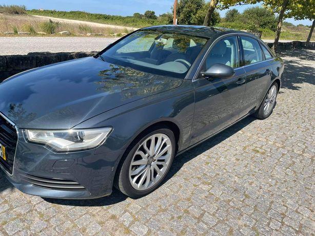 Audi A6 3.0 Tdi V6 Multitronic