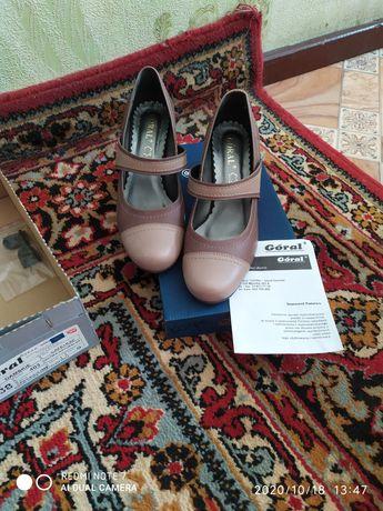 Продам туфли 700 руб новые