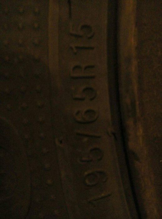 Зимняя резина 195 65р 15 Шостка - изображение 1