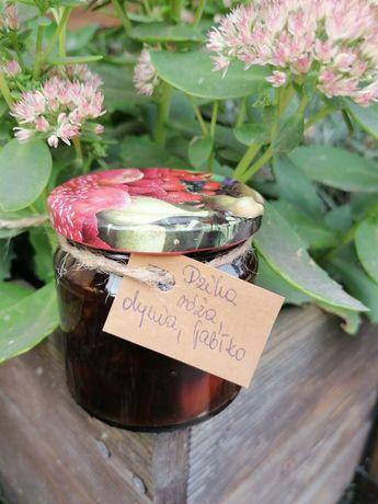 Konfiturki z dzikiej róży, dyniowe