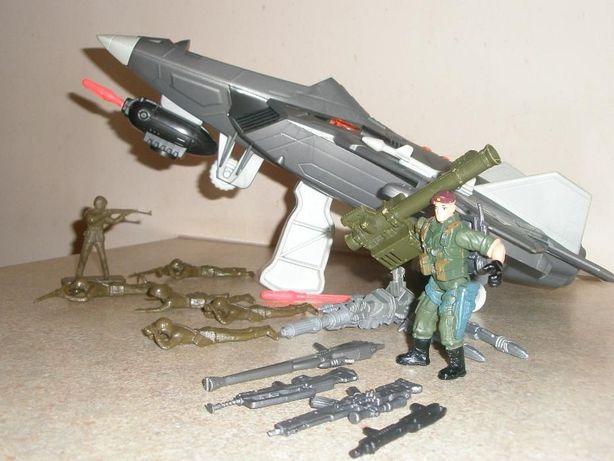 Samolot, śmigłowiec wojskowy