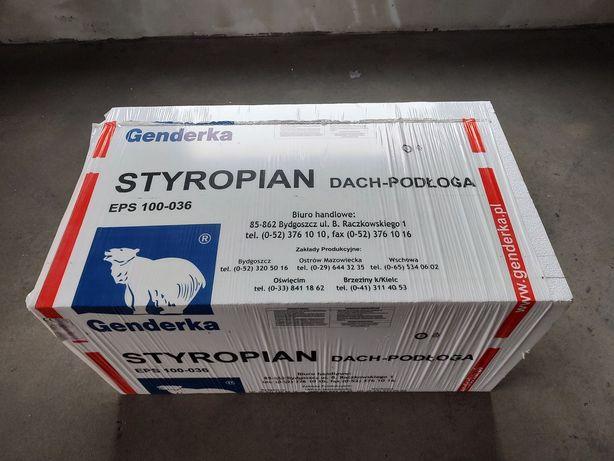 Styropian dach podłoga EPS 100-036 grubość 5cm