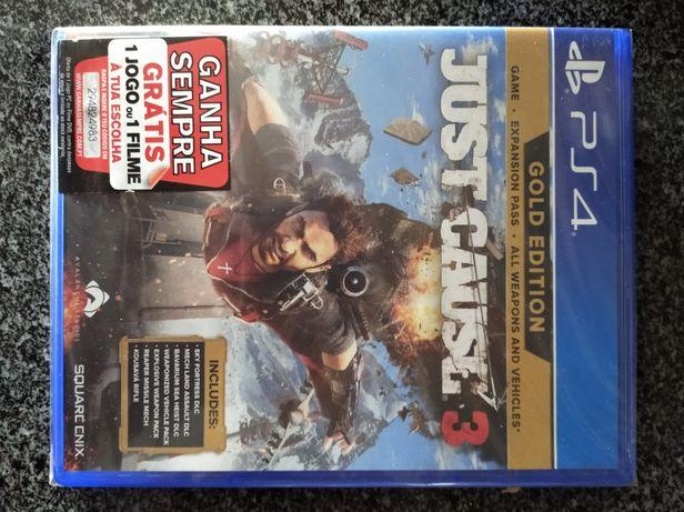Jogo PS4  novo selado