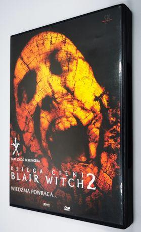 Księga cieni: Blair Witch 2 [2000] Film DVD