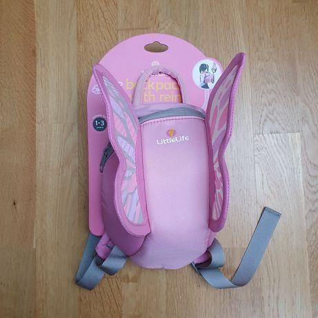 Plecak szelki dla dziecka Little Life