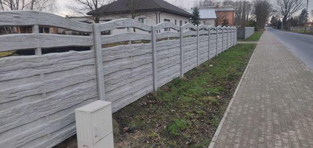 Płoty Betonowe, Chełmce, Kalisz