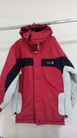 Подростковая лыжная куртка