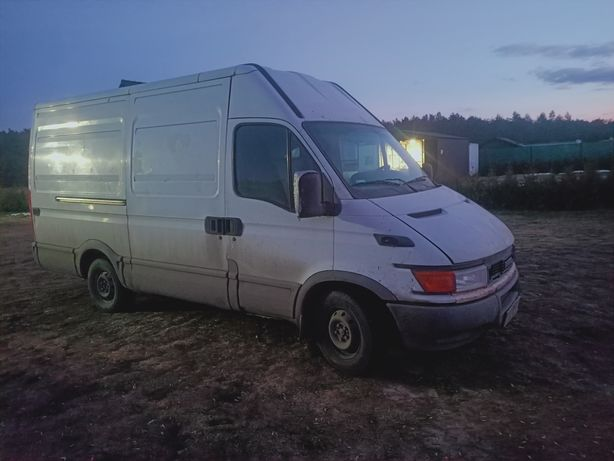 Iveco Daily 2003r 2.8 d